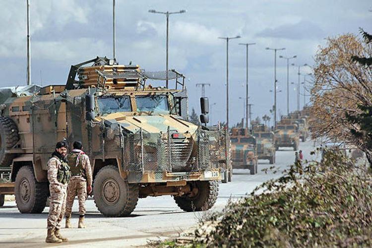 کشته شدن چهار نظامی در راس العین سوریه