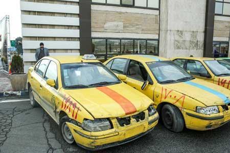 17 هزار تاکسی فرسوده پایتخت در صف وام 70 میلیونی نوسازی