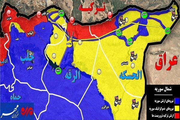 افزایش درگیری ها در سوریه پس از 10 ماه آرامش شکننده