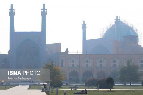 هشدار هواشناسی نسبت به آلودگی هوای 8 کلانشهر، خلیج فارس و تنگه هرمز مواج می گردد