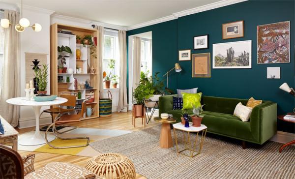 دکوراسیون داخلی منزل؛ با این ایده ها خانه خود را ژورنالی بچینید!