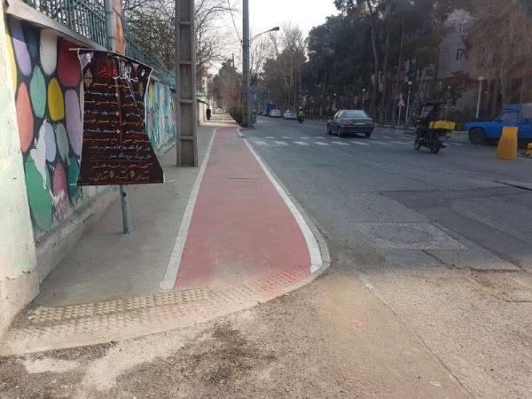 خبرنگاران عضو شورا: مردم مناطق مرکزی تهران به کوچک شدن پیاده روها اعتراض دارند