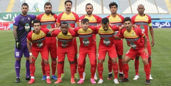 ترکیب فولاد برای بازی مقابل السد قطر تعیین شد