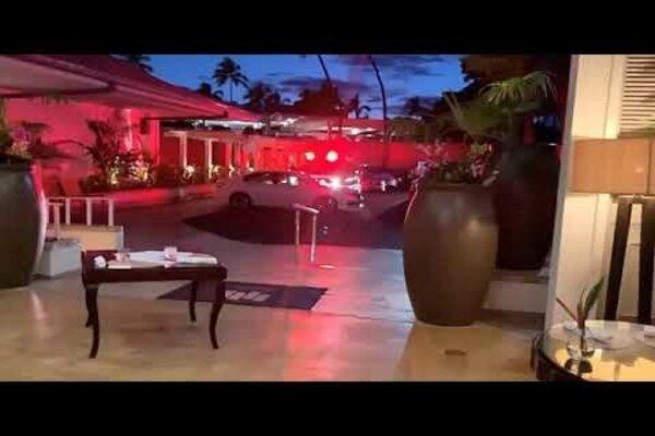 حمله مسلحانه و تیراندازی در یک هتل ساحلی در هاوایی