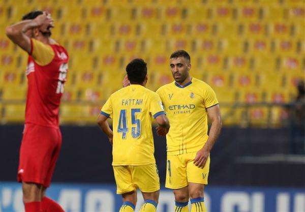 لیگ قهرمانان آسیا، اولین شکست فولاد مقابل النصر رقم خورد، کار تیم نکونام برای صعود سخت شد