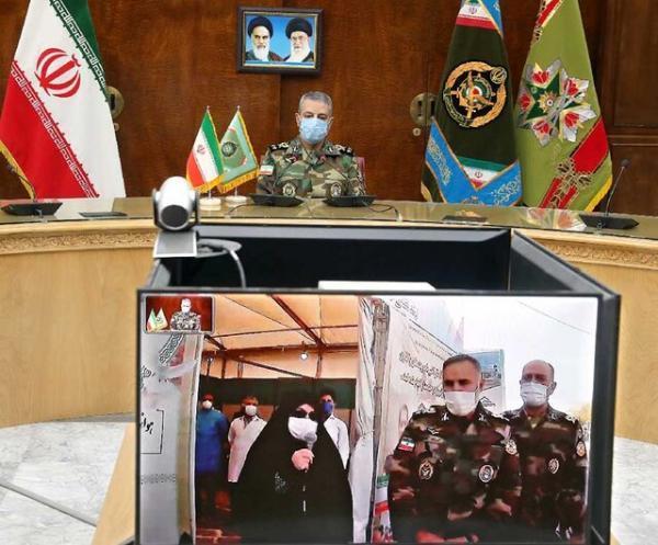 ارتش 5 بیمارستان صحرایی در کشور برپا می نماید