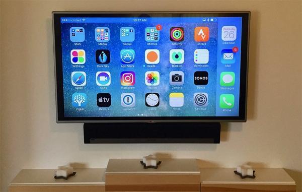 چگونه آیفون و آیپد را به مانیتور یا تلویزیون متصل کنیم؟