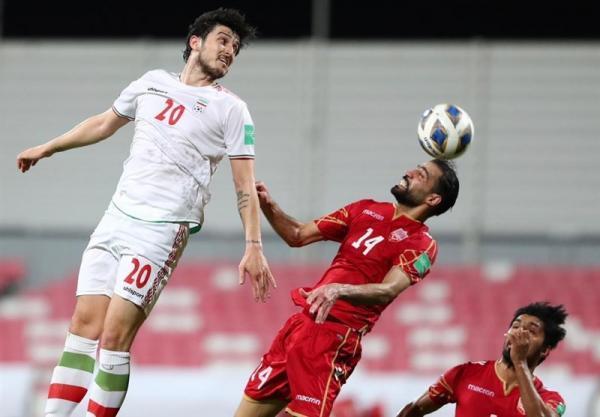 قاسمپور: 3 گل ایران مشت محکمی به دهان بحرینی ها بود، نباید این برد را در بوق و کرنا کنیم