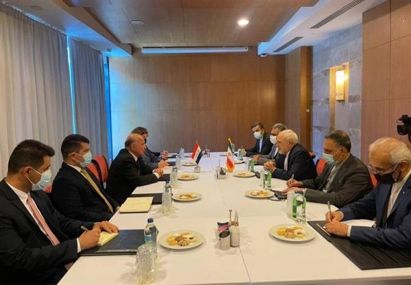 ملاقات ظریف و همتای عراقی در ترکیه