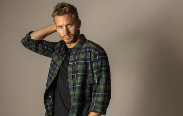 7 طرح پیراهن چهارخانه مردانه و روش ست کردن آن ها