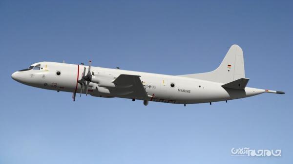 لغو برنامه مدرنیزاسیون هواپیماهای پی3 آلمان