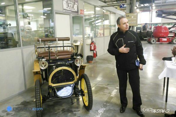 گزارشی از موزه رنو در پاریس؛ عصاره 118 سال خلاقیت و نوآوری