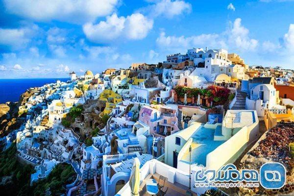 چگونه یونان در بحران کرونا آمار گردشگران خود را افزایش داد؟