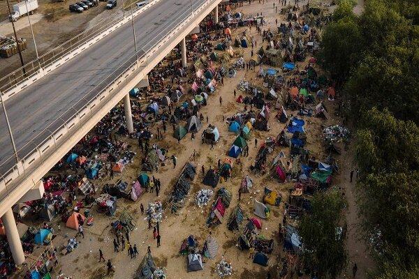 بیش از 4 هزار پناهجو در راه مرزهای آمریکا، دردسر نو واشنگتن